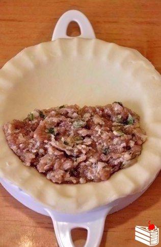 Чебуреки с мясом. Очень удачное хрустящее тесто!