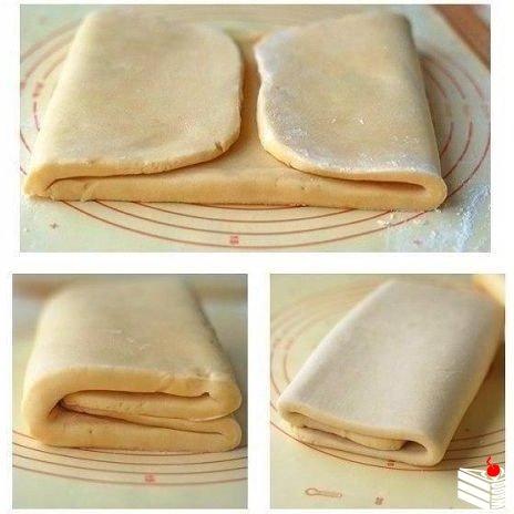 Как приготовить слоеное тесто для наполеона рецепт с