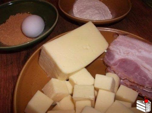 Сырные кубики в панировке - лучшая закуска к пиву!