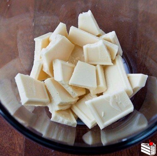 Трюфели из йогурта и белого шоколада