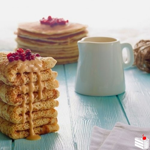 5 РЕЦЕПТОВ БЛИНОВ И ОЛАДЬЕВ Начинаем день с вкусного завтрака!
