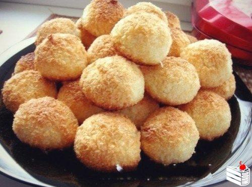 Печенье «Кокосанка».