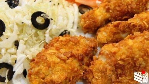 КРЫЛЫШКИ А-ЛЯ KFC.