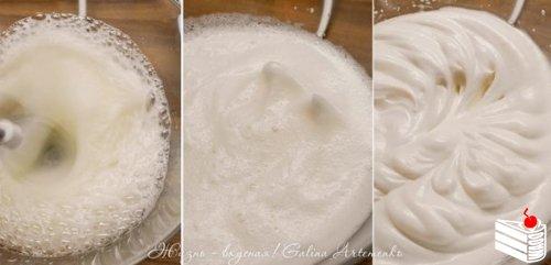 Заварной бисквит - Базовые рецепт!