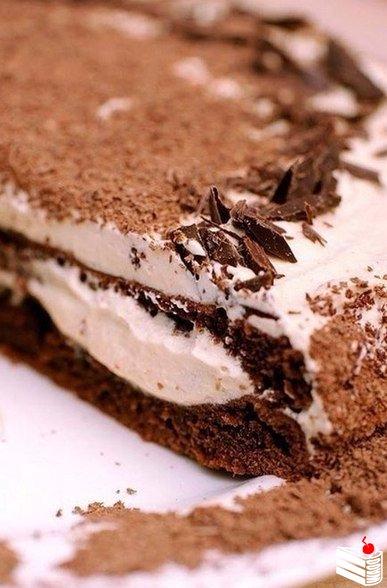 Торт «Мокко».