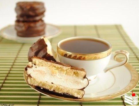 Пирожное «А-ля Choco-Pie».