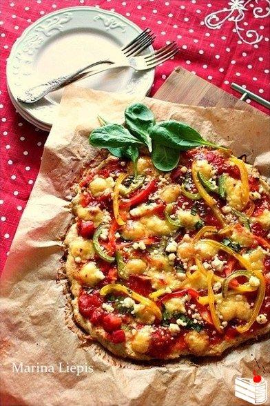 Пицца по-новому.