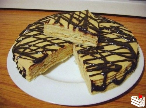 Быстрые торты в домашних условиях с пошагово