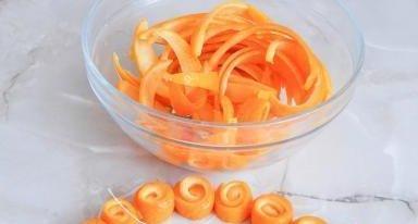 Варенье из апельсиновых корок.