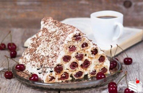 Торт «Монастырская изба».