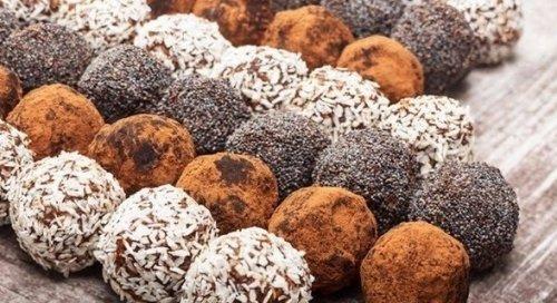 Полезные конфеты: ТОП-4 вкусных варианта.
