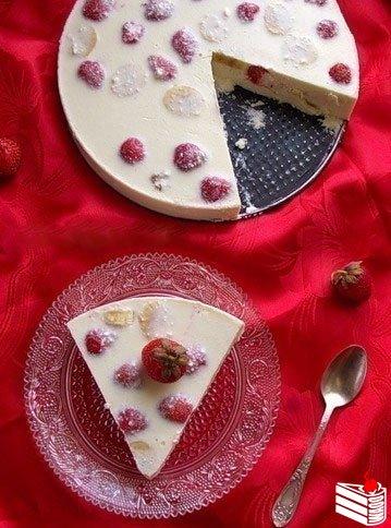 Творожно-фруктовый десерт (вкусно и легко).