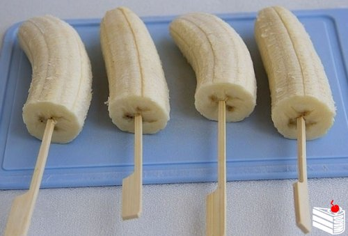 Эскимо из банана