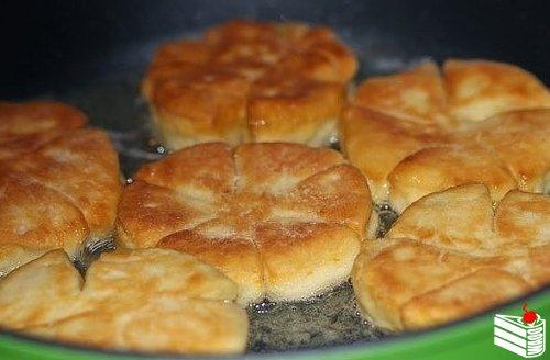 Пышки на кефире рецепт в духовке с пошагово