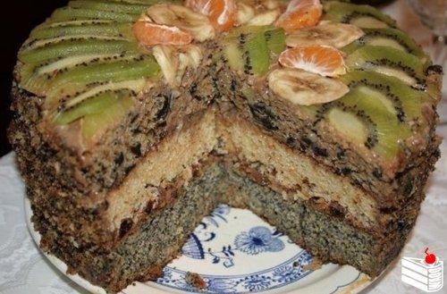 Королевский торт.