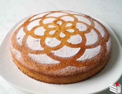 Пирог - манник