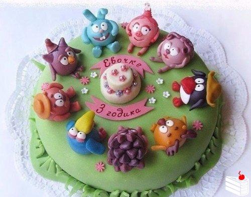 Украшения для торта из мастики картинки