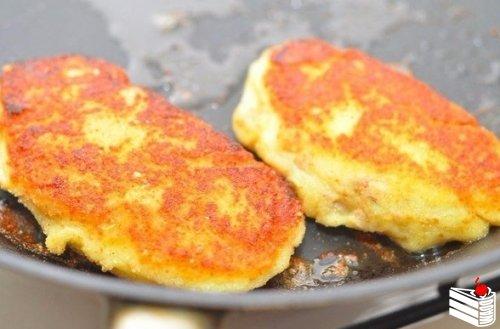 Картофельные зразы.