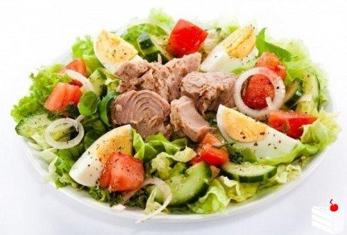 ТОП-10 лёгких салатов!