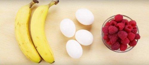 Маффины без муки из трёх ингредиентов