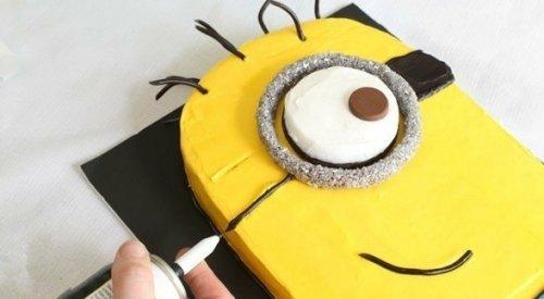 Торт Миньон на детский праздник