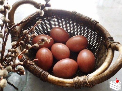 Советы, как красить яйца к пасхе.