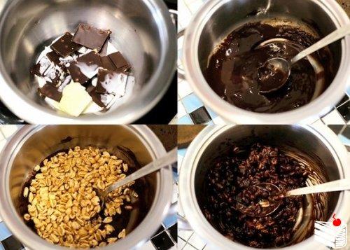 Шоколадный торт от Джейми Оливера.