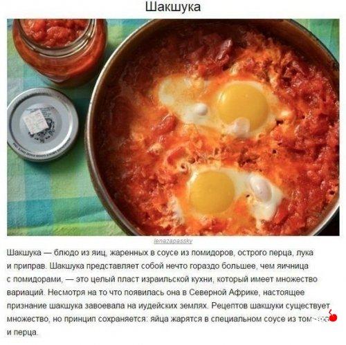 9 самых вкусных яичниц мира