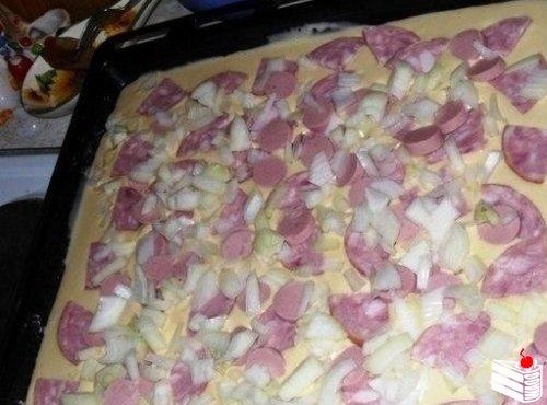 Быстрая пицца - рецепт для тех, кто любит пиццу, но ленится ее готовить по всем правилам итальянской...