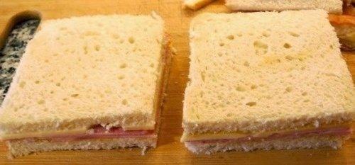 """Сэндвич """"Монте-Кристо"""""""