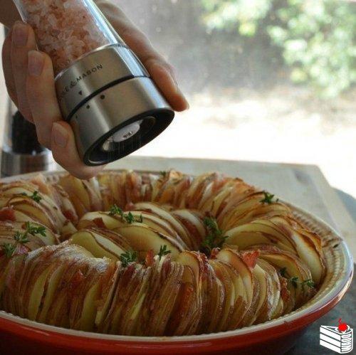 Великолепный картофель на гарнир.