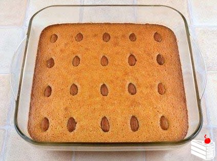 """""""Басбуса"""" - известная арабская сладость"""