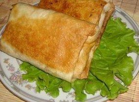 ТОР - 7 Рецептов приготовления блюд с лавашом.