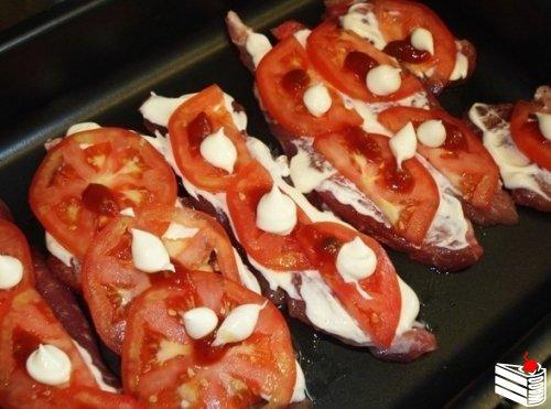 Как вкусно приготовить мясо по французски