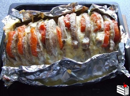 Мясо 'Гармошка' - вкуснятина неописуемая!