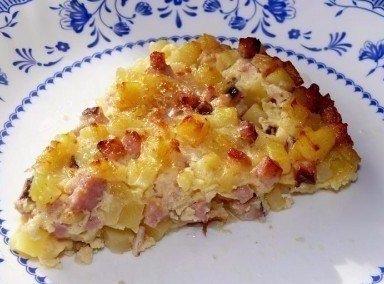 Крестьянский завтрак.