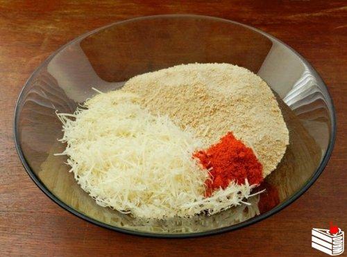 Рецепт цветной капусты, запеченной в духовке.