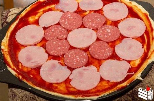 Супер-пицца