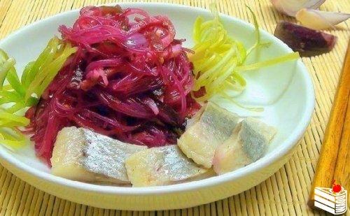 """11 вариантов салата """"фунчоза"""""""