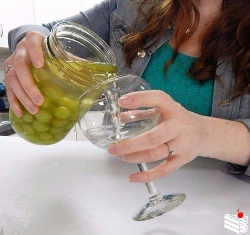 «Пьяный виноград».
