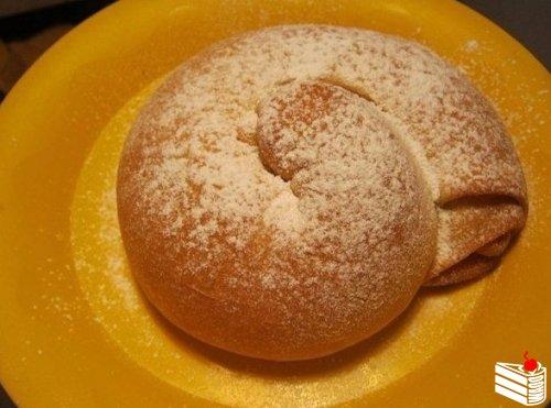 Испанские булочки.