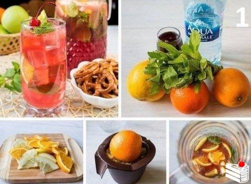 5 рецептов ЛИМОНАДА для жарких дней!