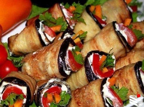 ТОП-9 вкуснейших блюд из баклажана