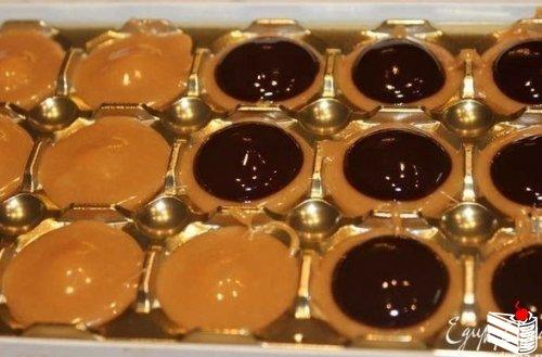 Тоффи - конфеты ручной работы.