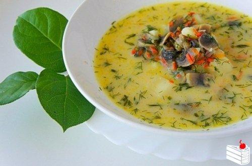 ТОП-5 самых вкусных супов.
