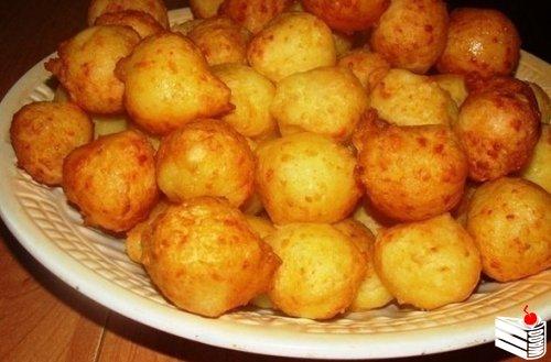 Пампушки из картофеля
