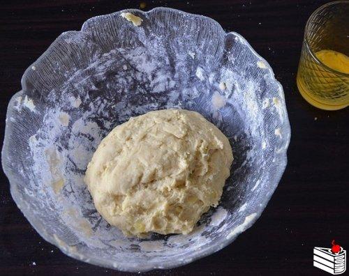 Финская картофельная лепешка(Perunarieska).