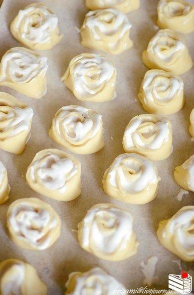 "Печенье ""Розочки""."