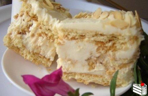 Невероятно вкусный и нежный киевский торт «Акилежна».