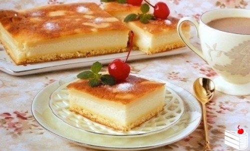 «Умное» пирожное